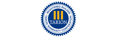 Registered Builder Tarrion Warranty Corporation