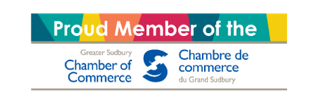 Proud Member of the Greater Sudbury Chamber of Commerce